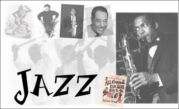 En quelle année le jazz a-t-il été introduit en France ?