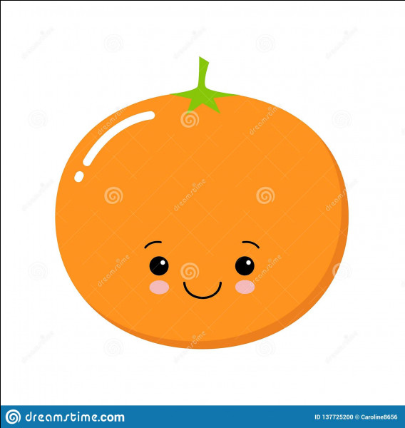 Et que dit la petite mandarine à sa maman pour lui annoncer qu'elle vient de tomber enceinte ?