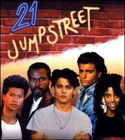 Quel bâtiment se situe au 21 Jump Street, série télévisée américaine ?