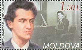 Vie brève et complexe pour Adrian Porumbescu : d'origine polonaise, né en Bucovine (Austro-hongroise, moldo-roumaine et ukrainienne), élève de Bruckner à Vienne, et compositeur de l'hymne ...