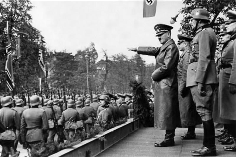 Quelles sont les dates de la Seconde Guerre mondiale ?