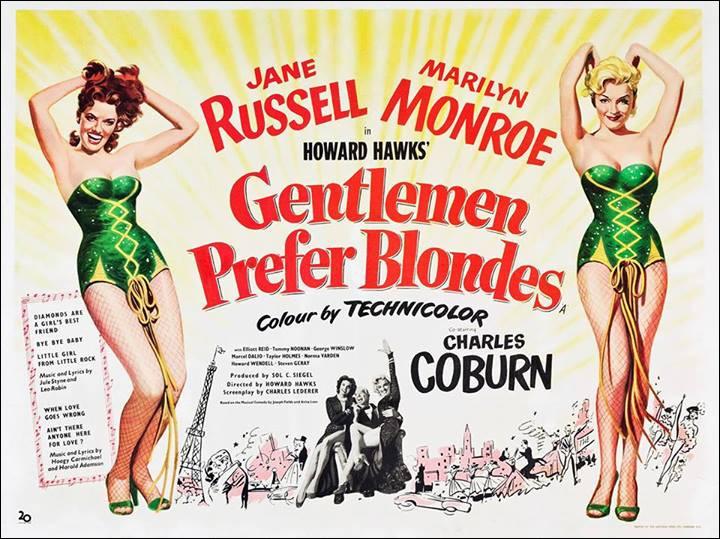 """J'ai joué dans les films """"Les Hommes préfèrent les blondes"""" et """"Rivière sans retour"""". Qui suis-je ?"""