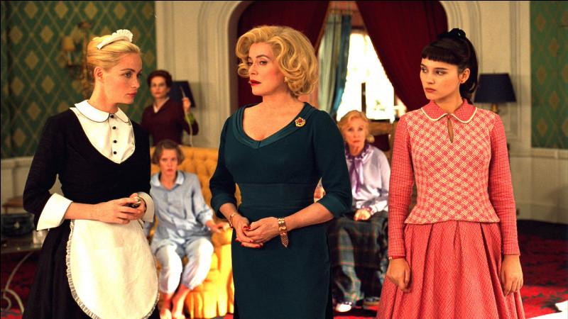 """On me voit dans les films """"Huit femmes"""" et """"Peau d'âne"""". Qui suis-je ?"""