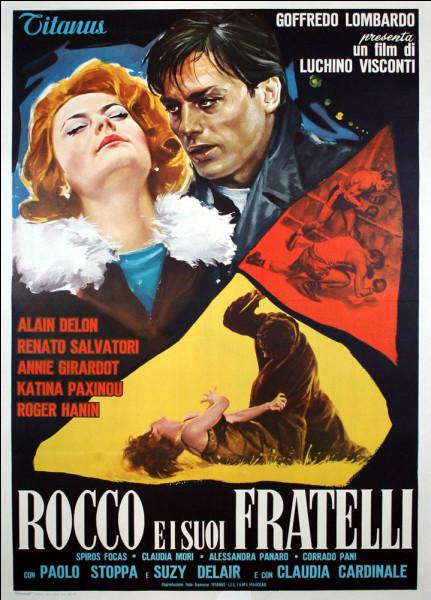 """J'ai été engagée dans """"Rocco et ses frères"""" et dans """"La Zizanie"""". Je suis donc..."""