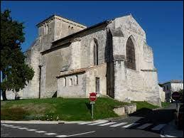 Nous terminons notre balade en Charente-Maritime, à Saint-Palais-de-Négrignac. Nous sommes dans la nouvelle et l'ancienne région ...