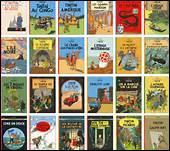 Quel est le dernier album de Tintin ?