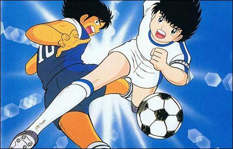 Comment s'appelle ce dessin animé de football ?
