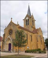 Vous avez sur cette image l'église Saint-Sylvestre de L'Hôpital-le-Mercier. Commune de Bourgogne-Franche-Comté, dans le Charolais, elle se situe dans le département ...