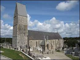 Commune normande, dans l'aire d'attraction de Cherbourg-en-Cotentin, Pierreville se trouve dans le département ...