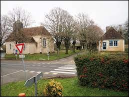 Petit village Berrichon de 14 habitants, Saint-Céols se situe en région ...