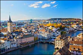 De quel pays Zurich est-elle la plus grande ville ?