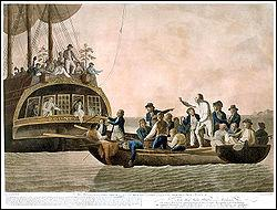 Théâtre d'une mutinerie à l'issue de laquelle Fletcher Christian abandonne le capitaine Bligh et 18 hommes d'équipage sur une chaloupe en plein océan Pacifique ?