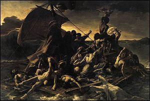 Frégate française dont le naufrage en 1816 au large des côtes de Mauritanie a inspiré un tableau célèbre au peintre Géricault ?