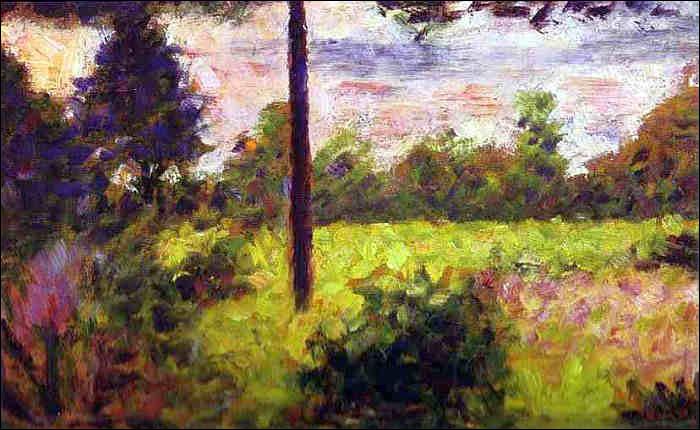 """À qui doit-on la toile intitulée """"La Forêt de Barbizon"""" ?"""