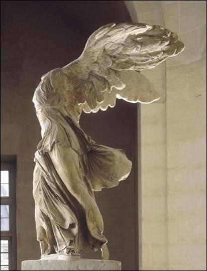 Dans quel musée «La Victoire de Samothrace» se trouve-t-elle ?