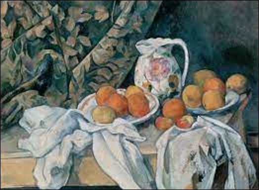 Conservée au musée de l'Ermitage à Saint-Pétersbourg, ''Nature morte au rideau'' est une toile impressionniste peinte en 1898. Qui en est l'auteur ?