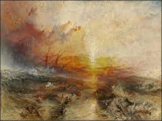 À quel romantique doit-on la toile ''Le Négrier'' en 1840 ?