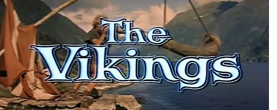 Les Vikings, le film