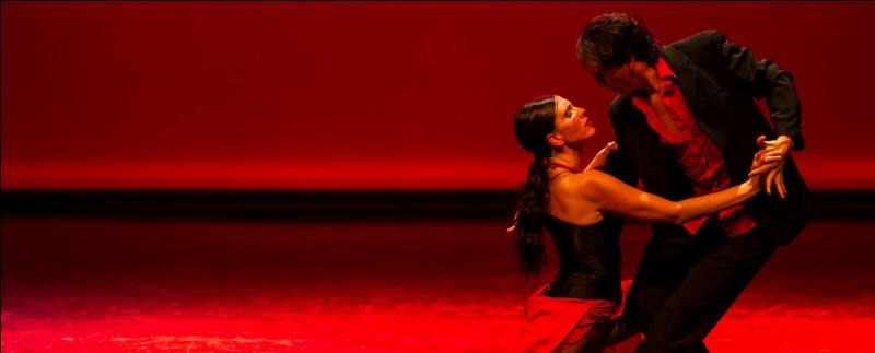 Quel est le pays d'origine du tango ?