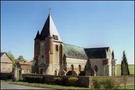Je vous emmène dans les Hauts-de-France, à la découverte de l'église fortifiée de Noircourt. Commune de l'arrondissement de Vervins, elle se situe dans le département ...