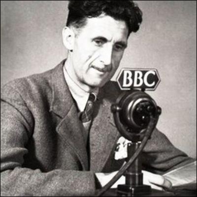 Quelle période conflictuelle, à laquelle est rattachée la notion de rideau de fer, doit son nom à l'écrivain George Orwell ?