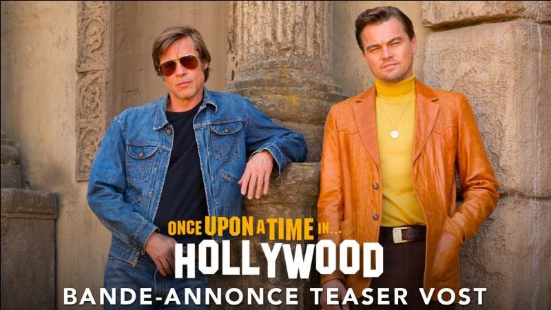 """J'ai joué dans """"Once upon a time... in Hollywood"""" et dans """"Shutter Island"""". Qui suis-je ?"""