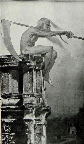 Cette divinité coupa les burnes à son père Ouranos, et becta ses propres enfants. Qui est-il ?
