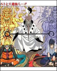 Qui sont les fils de l'ermite Rikudo ?