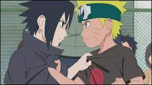 Qui est le rival de Naruto Uzumaki ?