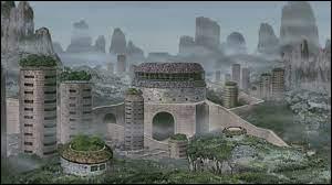 Comment s'appelle le village caché situé au pays de l'Eau ?