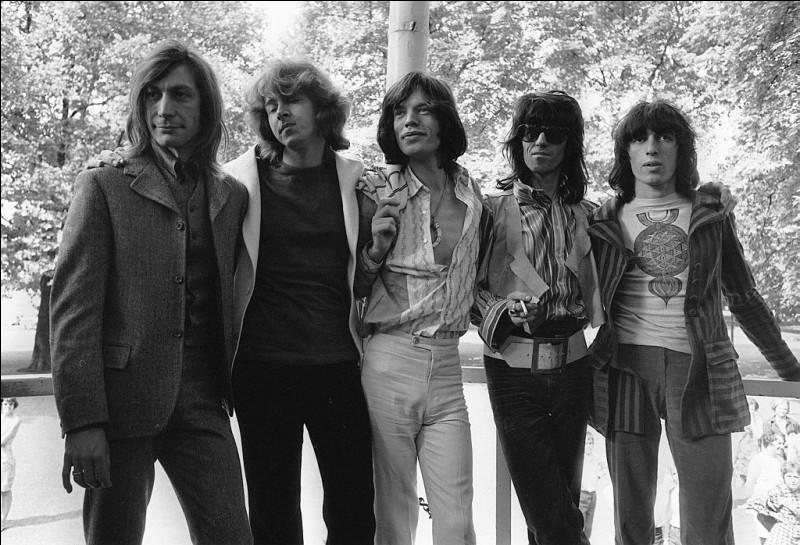 The Rolling Stones : Quel prénom féminin fait l'objet d'une de leurs chansons ?