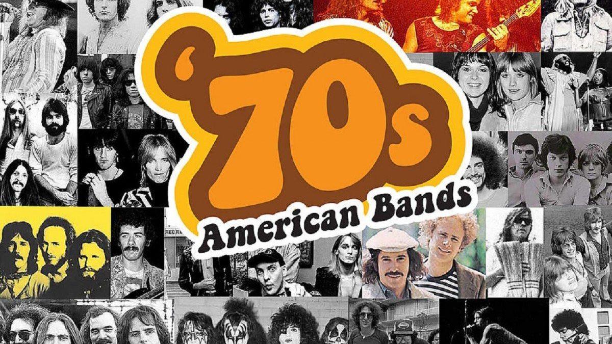 Groupes des années 70