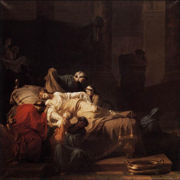 Pour quoi Alceste est-elle restée célèbre ?