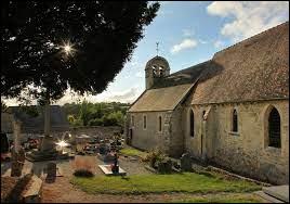 Commune Calvadosienne, Espins se situe en région ....