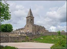 Vous avez sur cette image l'église Saint-André, à Saint-André-de-Vézines. Commune occitane, dans l'arrondissement de Millau, elle se situe dans le département ...