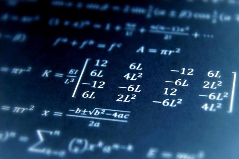 Dans l'équation 2X+8=6X+4, quelle est la valeur de X ?