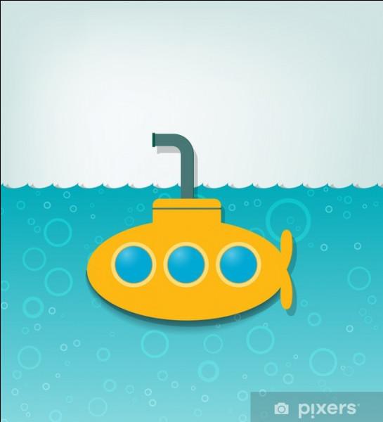 Quel groupe interprète ''Yellow Submarine'' ?