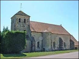 Nous terminons notre balade devant l'église Saint-Pierre, à Vignes. Ancienne commune bourguignonne, dans l'arrondissement d'Avallon, elle se situe dans le département ...