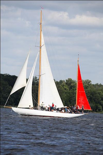 Artimon (un) > Encore un terme spécifique à la marine à voiles !