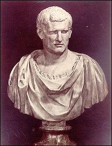 Par ses victoires militaires à Nauloque en 36 av. J-C puis à Actium en 31, il contribue à porter Octavien au pouvoir. Il est ensuite ami et conseiller de l'empereur : c'est