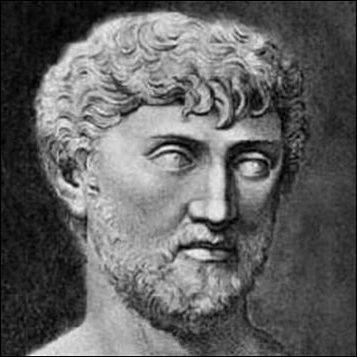 """Ce poète du 1e siècle avant J-C est l'auteur d'un seul ouvrage en six parties, le """"De natura rerum """" (De la nature des choses), long poème passionné qui décrit le monde selon les principes d'Épicure. Il s'agit de ..."""