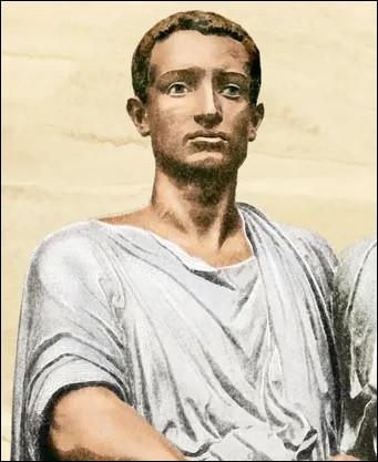 Tribun de la plèbe à la fin du IIe siècle avant J-C, il fait adopter une loi agraire qui le confronte à l'opposition violente des patriciens, il est assassiné en 133. C'est ...