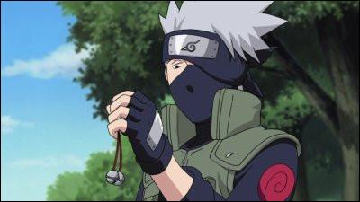 Quelle clochette Sasuke réussit-il à toucher ?