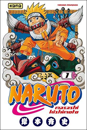 Au fait, comment s'appelle le premier tome de Naruto ?