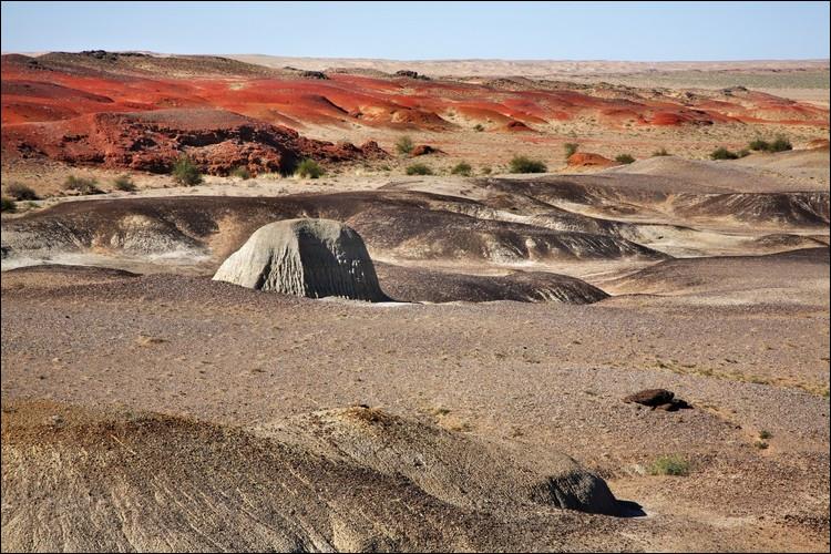 Géographie : sur quels pays s'étend le désert de Gobi ?