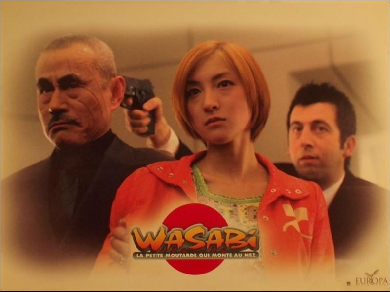 """On me remarque dans """"Wasabi"""". Je me nomme :"""