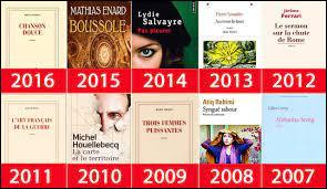 Pour quel roman Hervé Le Tellier a-t-il reçu le prix Goncourt 2020 ?