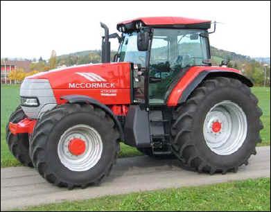 Quel est ce tracteur ?