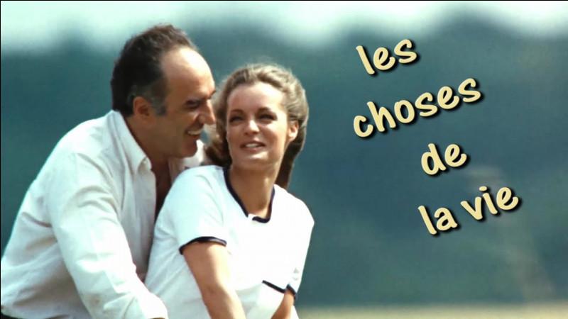 """J'ai joué dans les films """"Les Choses de la vie"""" et """"César et Rosalie"""". Qui suis-je ?"""