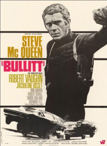 """J'ai joué dans """"Bullitt"""" et """"Le Magnifique"""".Je suis :"""